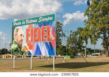 Santa Clara, Cuba-january 14, 2017: