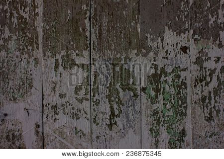 The Abstract Old Background Wall Back Wood