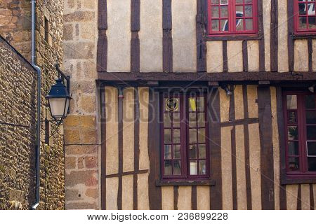 Old Colombage Houses