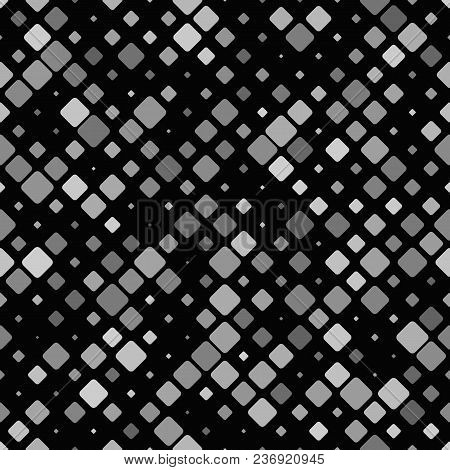Abstract Rounded Square Pattern Background - Vector Graphic Design