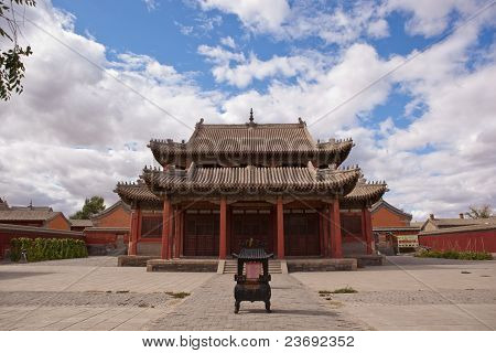 Beizi Temple