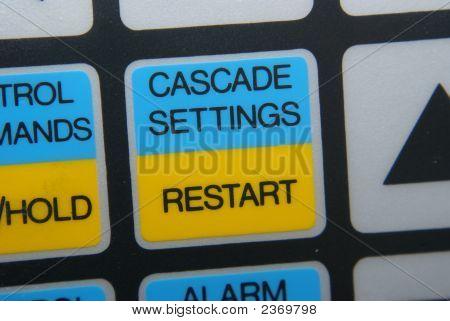 Restart/Cascade Settings
