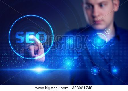 Business, Technology, Internet And Network Concept.