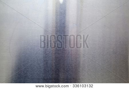 Brushed Metal texture with lighting and lens ghost.