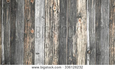 Wooden Texture And Background - Old Vintage Wooden Plank Table, Use For Vintage Content Artwork