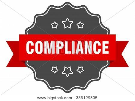 Compliance Red Label. Compliance Isolated Seal. Compliance