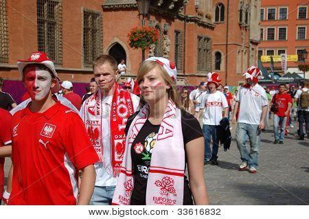 Euro2012 - Football Fans