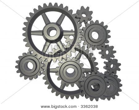 Cogwheel Mechanism