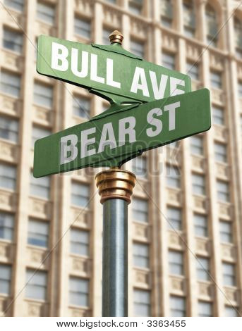 Stock Market Intersection