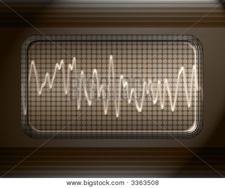 Sound Or Audio Wave