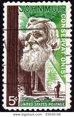 John Muir, American Naturalist And Conservationist
