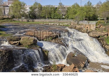 Greenville Falls, South Carolina