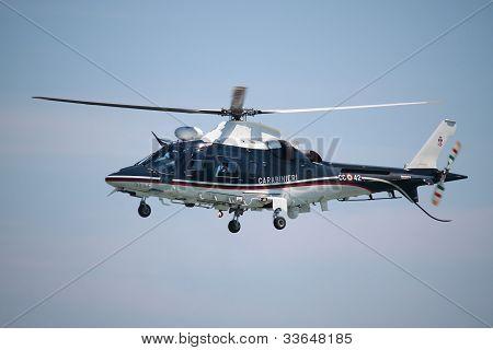 Agusta A109 Nexus Helicopter