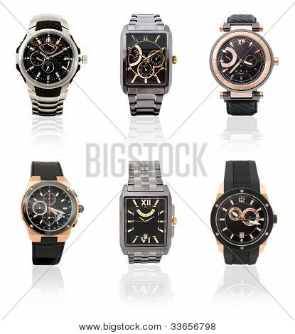 Set Of Mens Watches