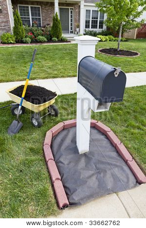 Mailbox Renovation