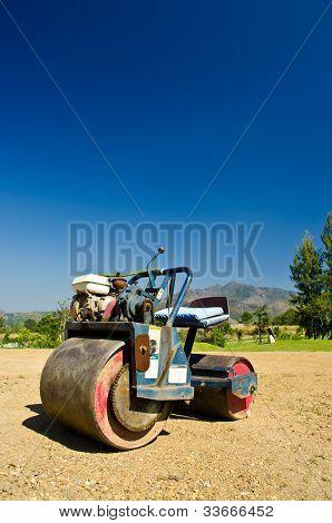 Mini Steamroller
