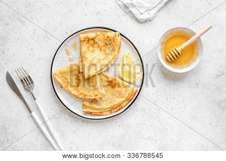 Crepes And Honey