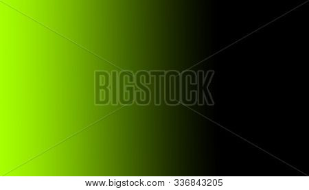 Colorful Smooth Abstract Green And Black Texture Background. High-quality Free Stock Photo Image Of