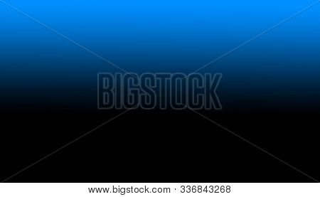 Colorful Smooth Abstract Blue And Black Texture Background. High-quality Free Stock Photo Image Of B