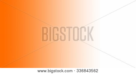 Colorful Smooth Abstract Orange And White Texture Background. High-quality Free Stock Photo Image Of