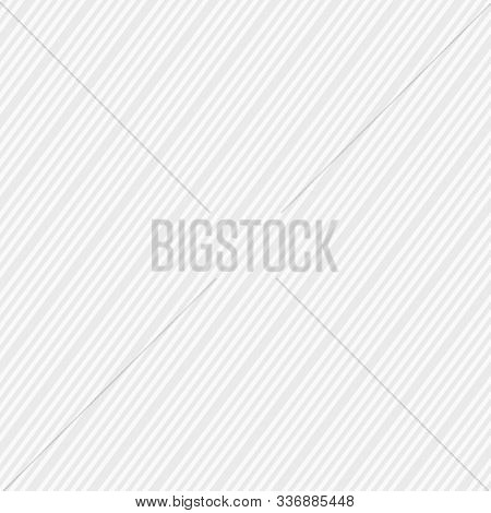 Abstract Seamless Stripped Pattern. Parallel Diagonal Lines Of Different Thickness. Modern Stylish T