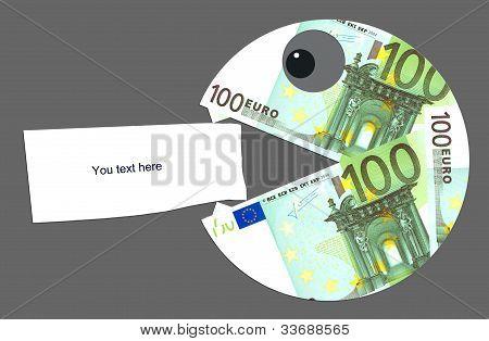 Hungry and angry euro