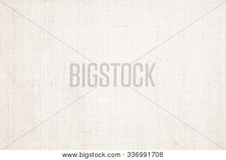 Cream Abstract Cotton Towel Mock Up Template Fabric On Background. Cloth Wallpaper Of Artistic Grey
