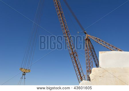 Quarry Crane