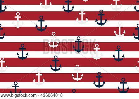 Anchor background, cute desktop wallpaper