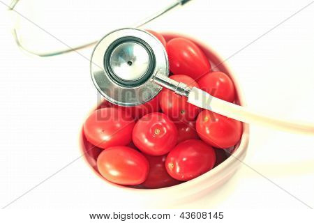 Heart Healthy Tomatoes