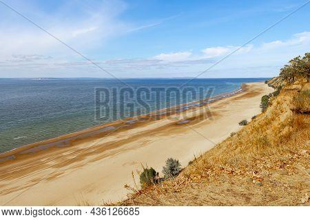View Of The Volga River