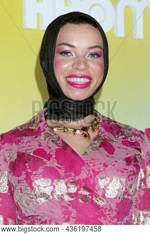 LOS ANGELES - OCT 8:  Blair Imani at the