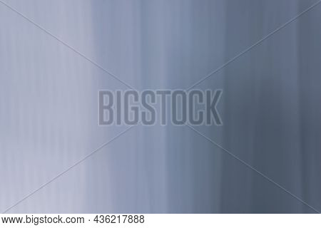 Abstract Light Gray Gradient Background, Vertical Stripes From Rays. Place For Your Text. Backdrop.