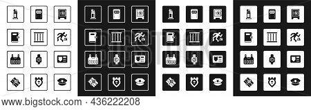 Set Safe, Prison Window, Police Station Folder, Pepper Spray, Crime Scene, Assault Shield, Badge Wit