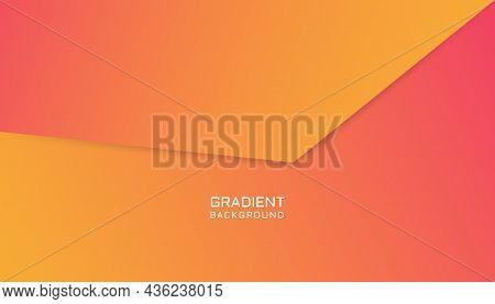Orange Abstract Background Of Gradient Smooth Background Texture On Elegant Rich Luxury Background Web Template Or Website Abstract Background Gradient Or Textured Background Orange Paper.