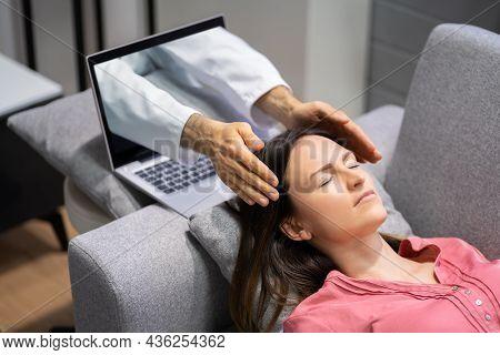 Online Virtual Reiki Energy Healing Therapy Treatment