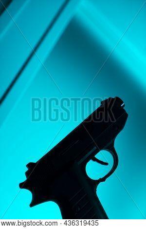 Pistol Gun Crime Thriller