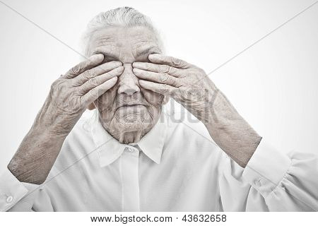 Grandma Is Blind