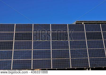Solar Energy. Renewable Energy. Alternative Renewable Energy From Nature.solar Power Technology.
