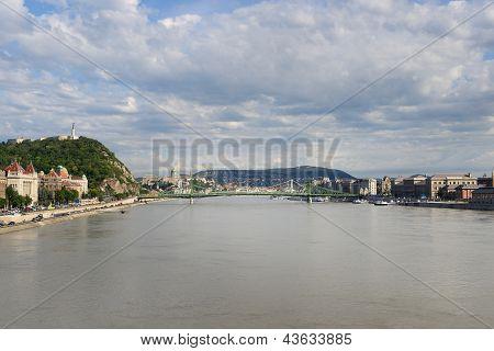 Budapest From Danube