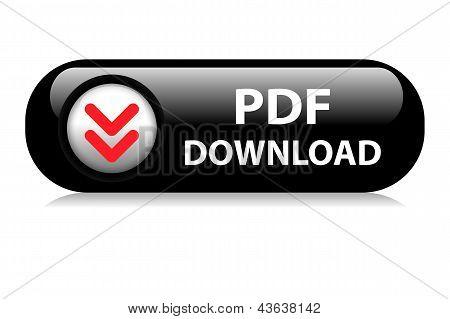 PDF Download black web button
