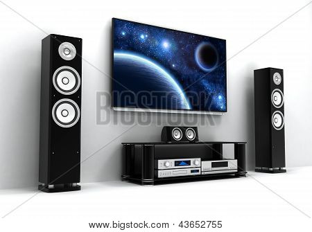 Tv And Hi-fi