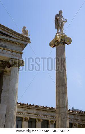 Athens Apollo Statue