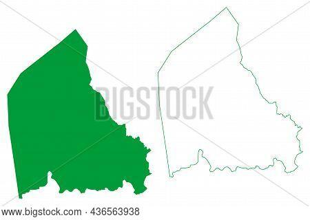 Varzea Do Poco Municipality (bahia State, Municipalities Of Brazil, Federative Republic Of Brazil) M