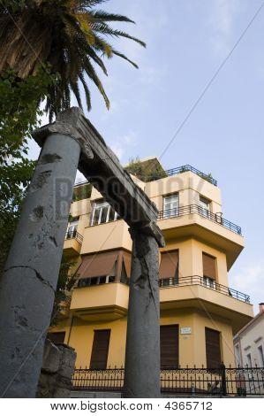 Athens Monastiraki Area