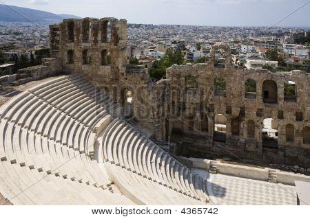 Athens Odeon