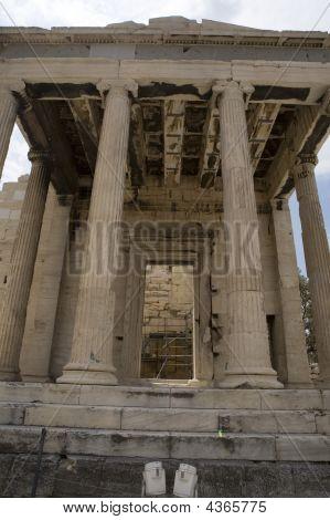 Athens Erechteion Temple