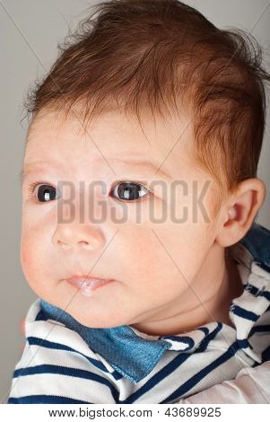 Regurgitation Baby Boy