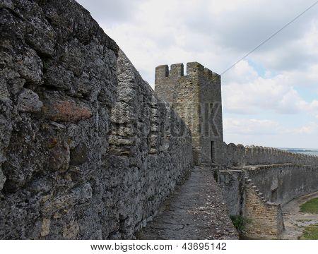 Wall Of Akkerman Fortress