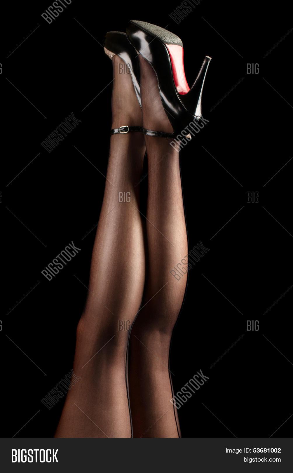 Hot Legs In Stockings
